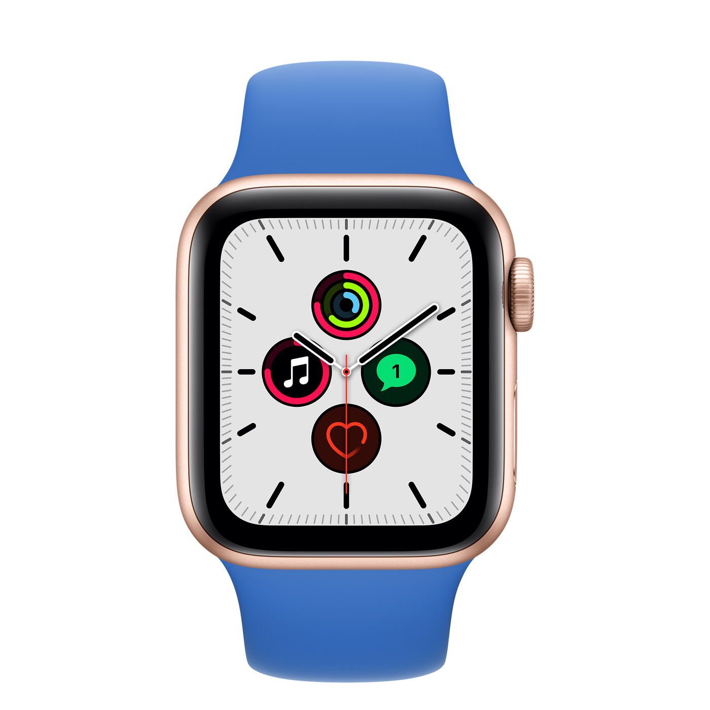 Apple Watch SE with Sport Band